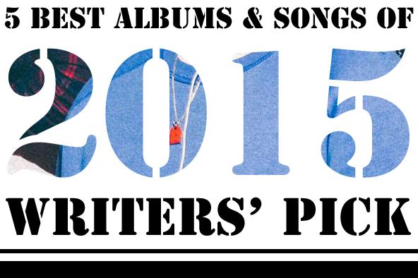 〈サインマグ〉のライター陣が選ぶ、<br /> 2015年の私的ベスト・アルバム5枚<br /> &ベスト・トラック5曲 by 渡辺裕也