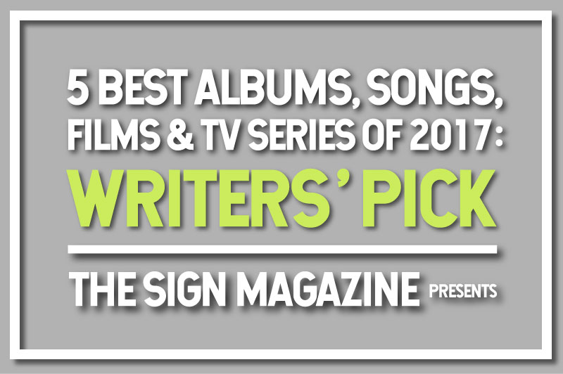 〈サインマグ〉のライター陣が選ぶ、<br /> 2017年のベスト・アルバム、ソング<br /> &映画/ドラマ5選 by 渡辺裕也