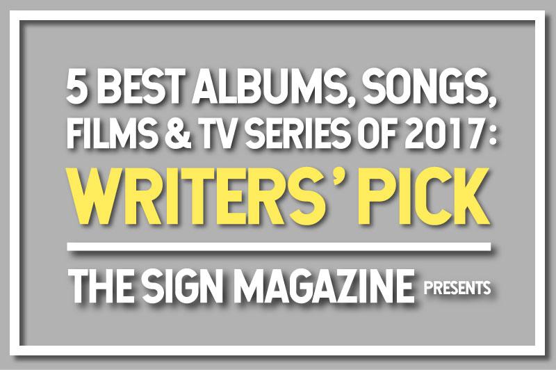 〈サインマグ〉のライター陣が選ぶ、<br /> 2017年のベスト・アルバム、ソング<br /> &映画/ドラマ5選 by 沢田太陽