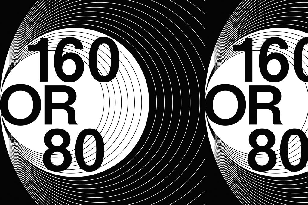 ジャパニーズ・ジューク/フットワークの<br /> 今を伝えるコンピレーション『160OR80』