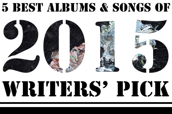 〈サインマグ〉のライター陣が選ぶ、<br /> 2015年の私的ベスト・アルバム5枚<br /> &ベスト・トラック5曲 by 天野龍太郎