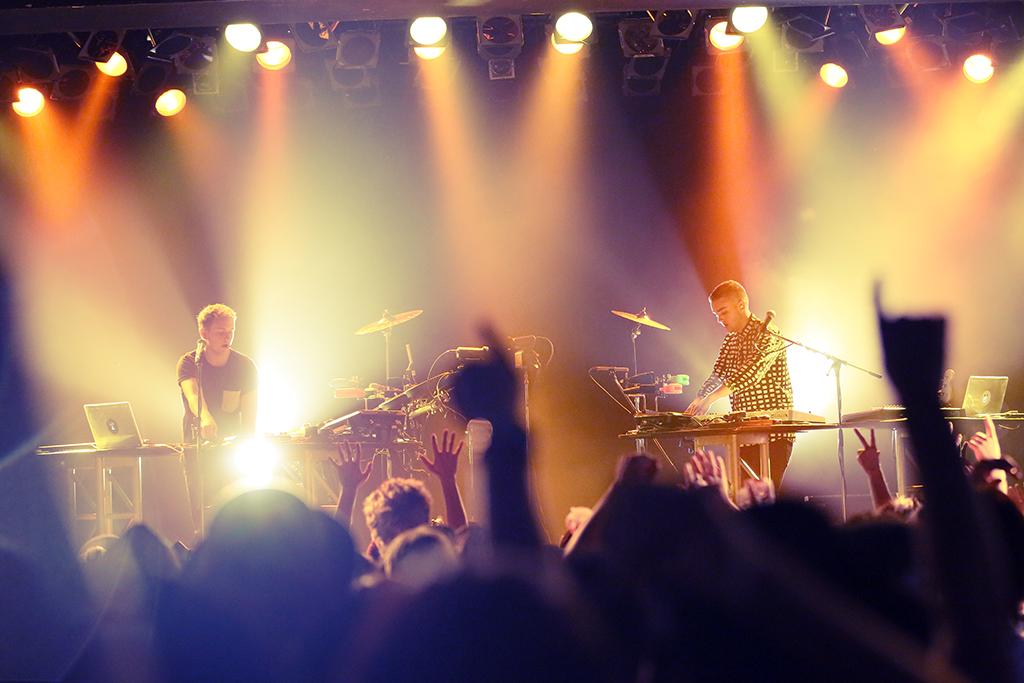 ポップ・ミュージック新時代の幕開け<br /> Disclosure / AlunaGeorge at LIQUIDROOM EBISU