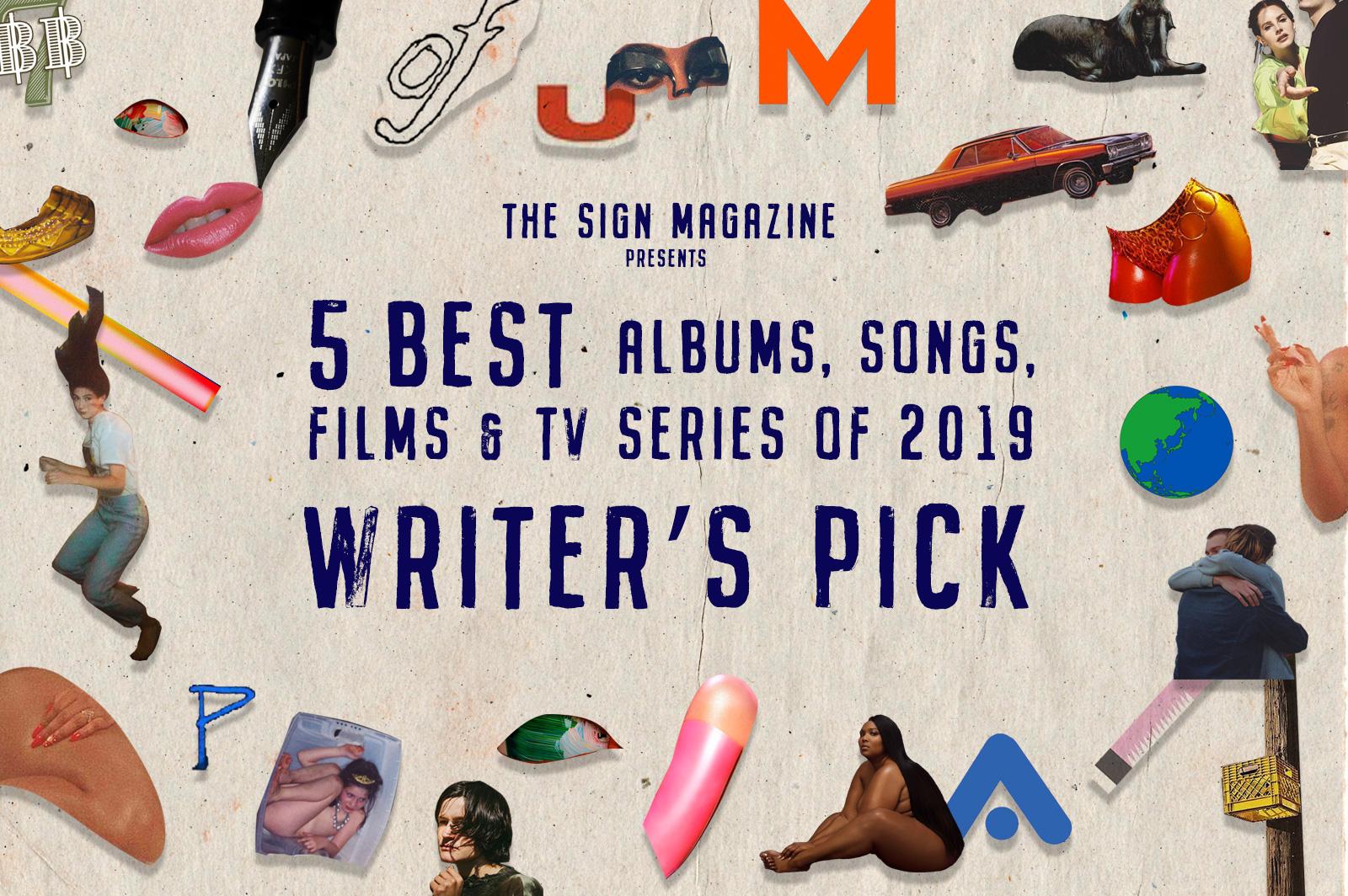 〈サイン・マガジン〉のライター陣が選ぶ、<br /> 2019年の年間ベスト・アルバム、<br /> ソング、ムーヴィ/TVシリーズ5選