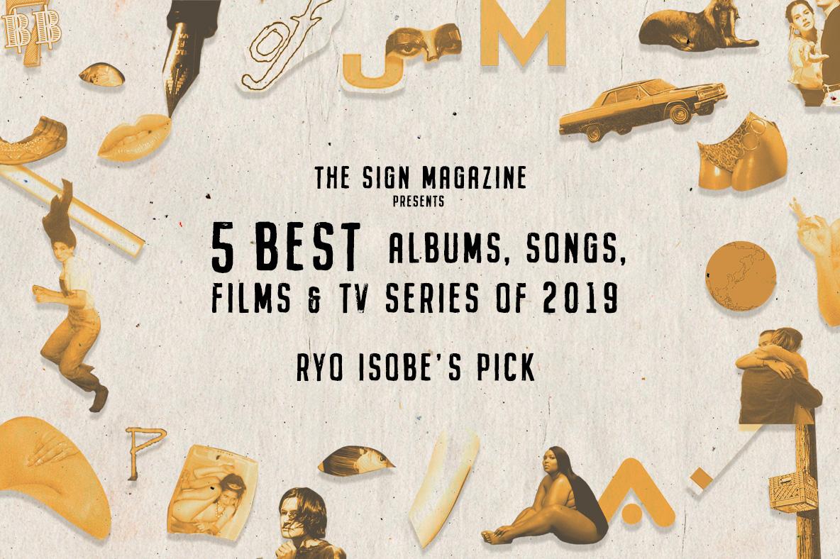 〈サイン・マガジン〉のライター陣が選ぶ、<br /> 2019年のベスト・アルバム、ソング&<br /> 映画/TVシリーズ5選 by 磯部涼