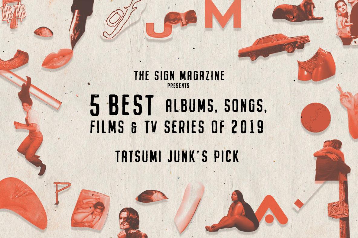 〈サイン・マガジン〉のライター陣が選ぶ、<br /> 2019年のベスト・アルバム、ソング&<br /> 映画/TVシリーズ5選 by 辰巳JUNK
