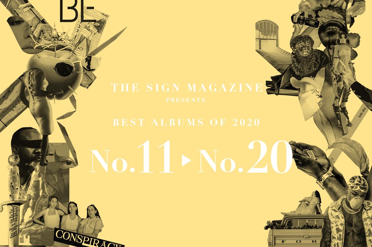 2020年 年間ベスト・アルバム<br /> 11位~20位