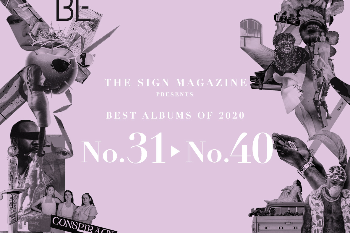 2020年 年間ベスト・アルバム<br /> 31位~40位