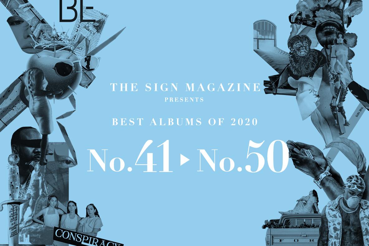 2020年 年間ベスト・アルバム<br /> 41位~50位