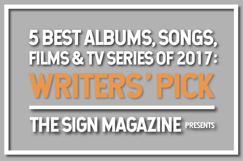 〈サインマグ〉のライター陣が選ぶ、<br /> 2017年のベスト・アルバム、ソング<br /> &映画/ドラマ5選 by 青山晃大