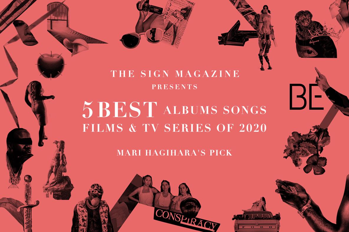 〈サイン・マガジン〉のライター陣が選ぶ、<br /> 2020年のベスト・アルバム、ソング&<br /> 映画/TVシリーズ5選 by 萩原麻理