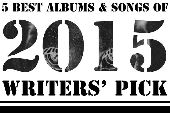 〈サインマグ〉のライター陣が選ぶ、<br /> 2015年の私的ベスト・アルバム5枚<br /> &ベスト・トラック5曲 by 宇野維正