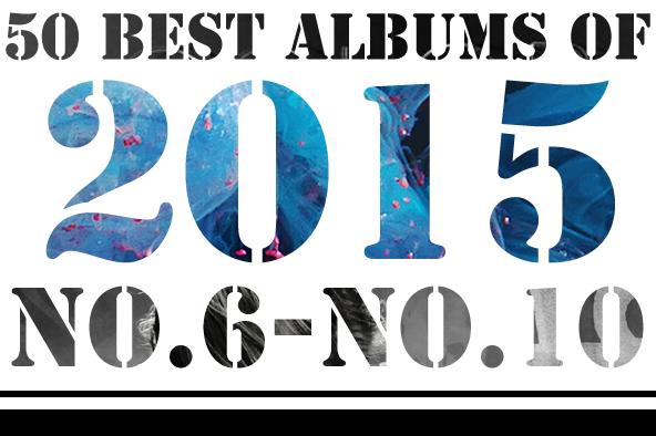 2015年 年間ベスト・アルバム <br /> 6位~10位
