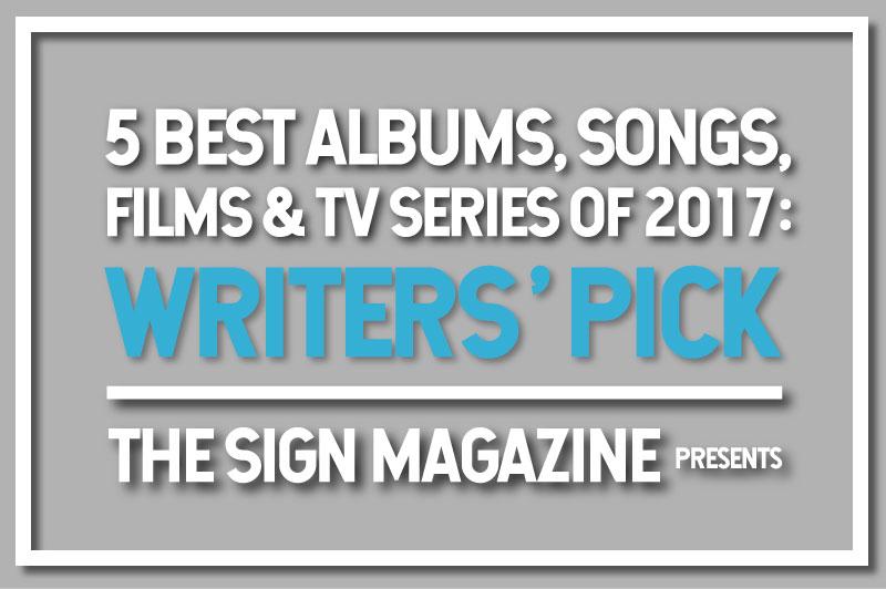 〈サインマグ〉のライター陣が選ぶ、<br /> 2017年のベスト・アルバム、ソング<br /> &映画/ドラマ5選 by 照沼健太