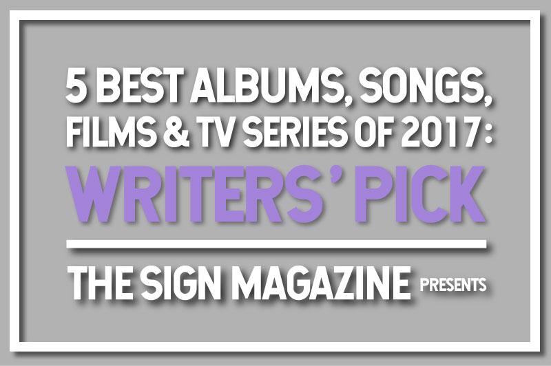 〈サインマグ〉のライター陣が選ぶ、<br /> 2017年のベスト・アルバム、ソング<br /> &映画/ドラマ5選 by 木津毅