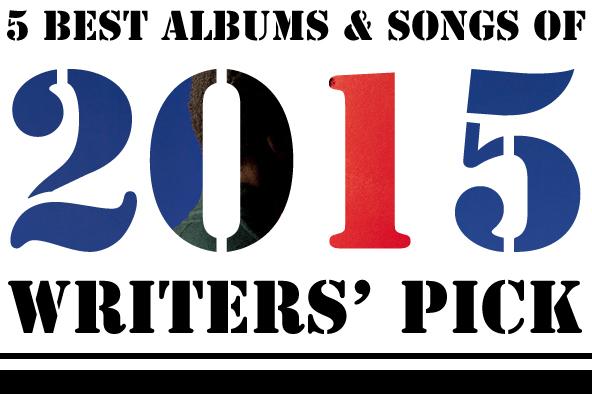〈サインマグ〉のライター陣が選ぶ、<br /> 2015年の私的ベスト・アルバム5枚<br /> &ベスト・トラック5曲 by 小林雅明