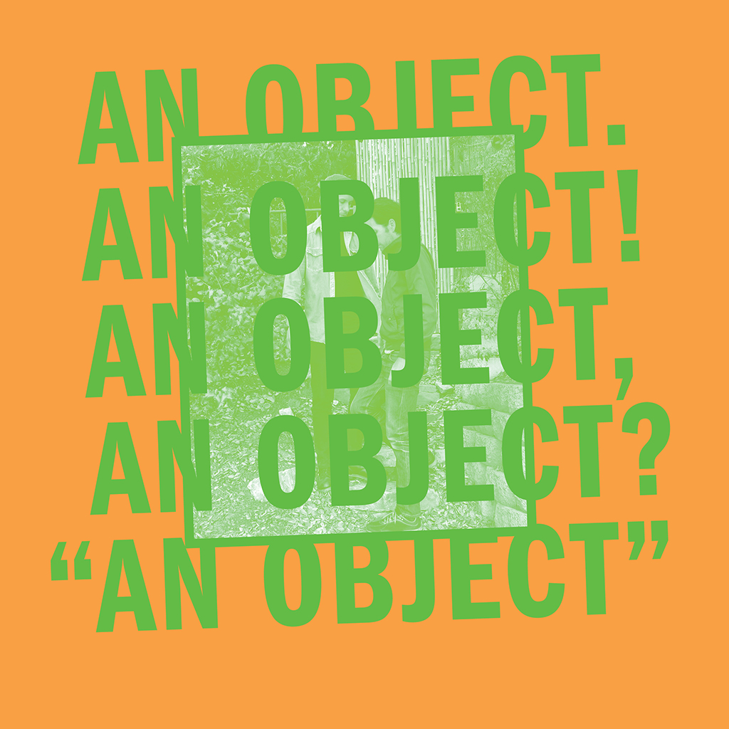 AN OBJECT<br />