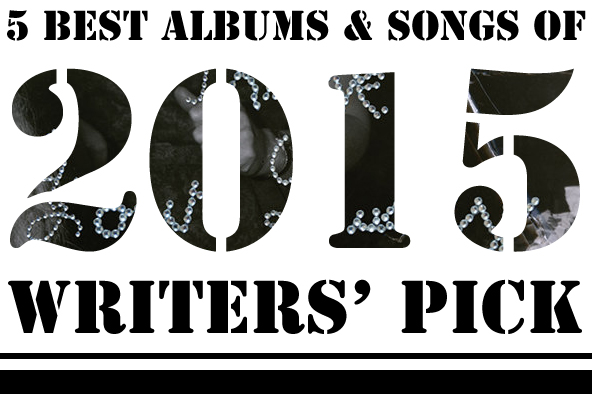 〈サインマグ〉のライター陣が選ぶ、<br /> 2015年の私的ベスト・アルバム5枚<br /> &ベスト・トラック5曲 by 天井潤之介