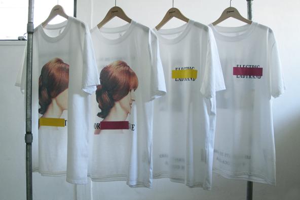サインマグとDIGAWELのコラボ・ライン、<br /> THE CHUMS OF CHANCEの「シングル」<br /> 第二弾!今回はTシャツ二型、通販も開始!