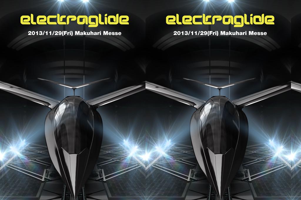 エレクトラグライド2013、<br /> 最終ラインナップが遂に発表!