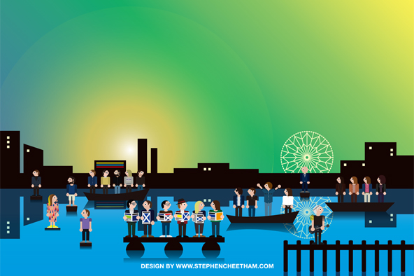 今年で三周年!改めて考えてみました。<br /> インディ・ミュージックのミニ祭典、<br /> ホステス・クラブ・ウィークエンダーは<br /> 誰のため、何のためにあるんでしょう?