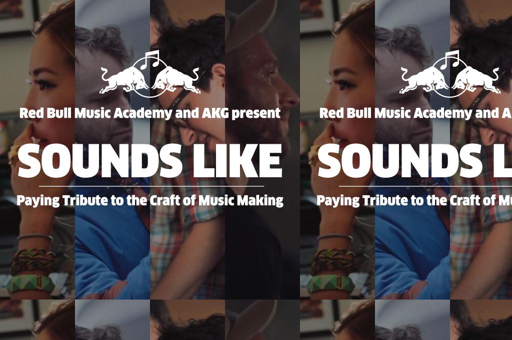 カッティング・エッジな人選で話題の<br /> RBMAの新ドキュメンタリー・シリーズ、<br /> 「Sounds Like…」が12月中に順次公開!