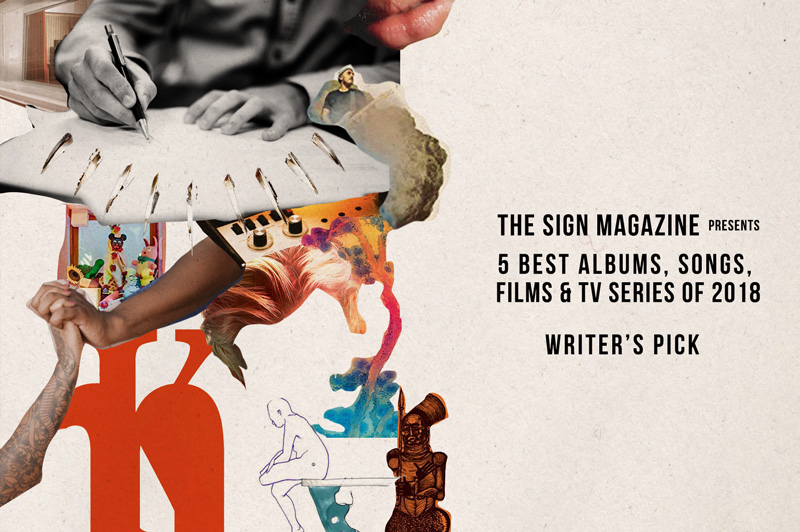 〈サインマグ〉のライター陣が選ぶ、<br /> 2018年の年間ベスト・アルバム、<br /> ソング、映画/TVドラマ 5選
